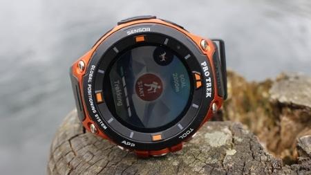 Achetez votre montre Casio Pro Trek Smart grâce au crédit